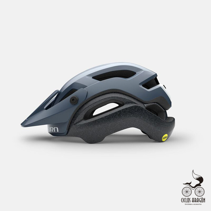 casco giro manifest spherical mips gris mate