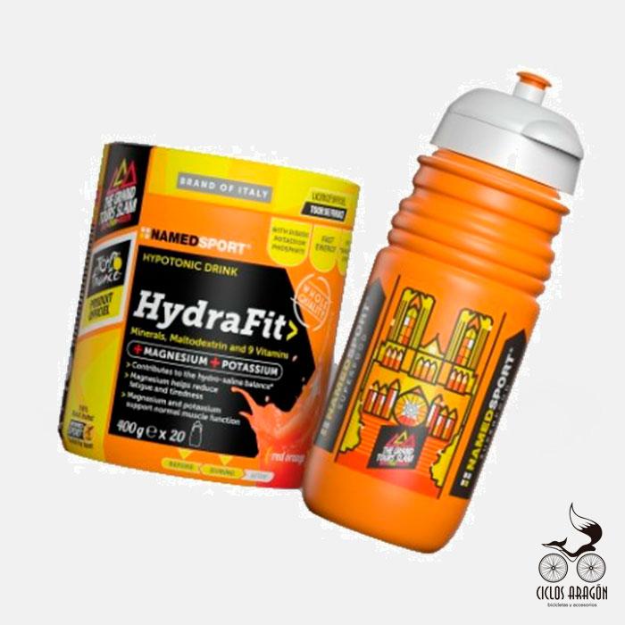 Bebida hypotonica-hydrafit