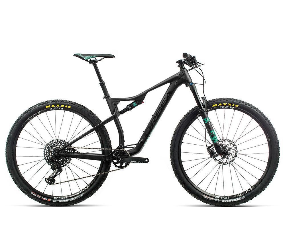 Bicicleta Orbea Oiz aluminio 29 H10 negro