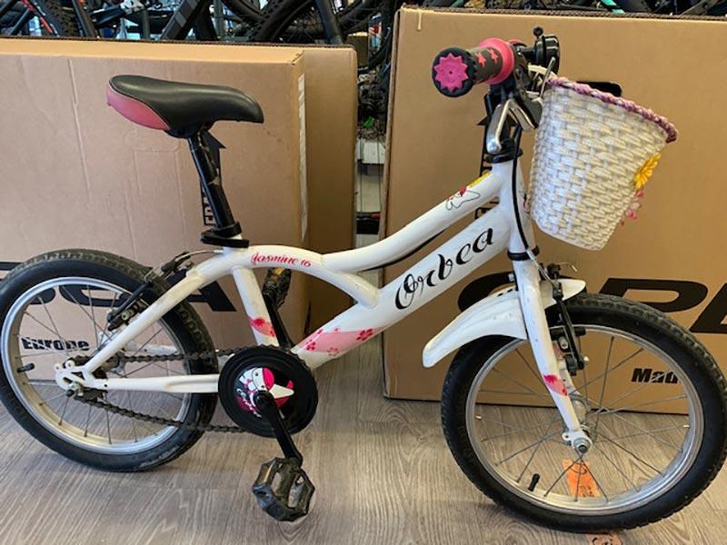 Bicicleta Orbea niña segunda mano