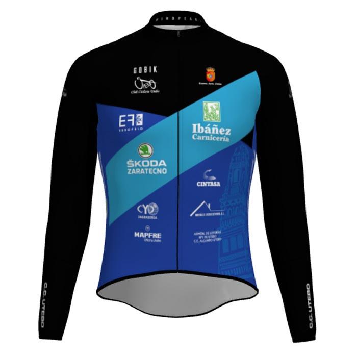 Chaqueta Club Ciclista Utebo Skimo Pro