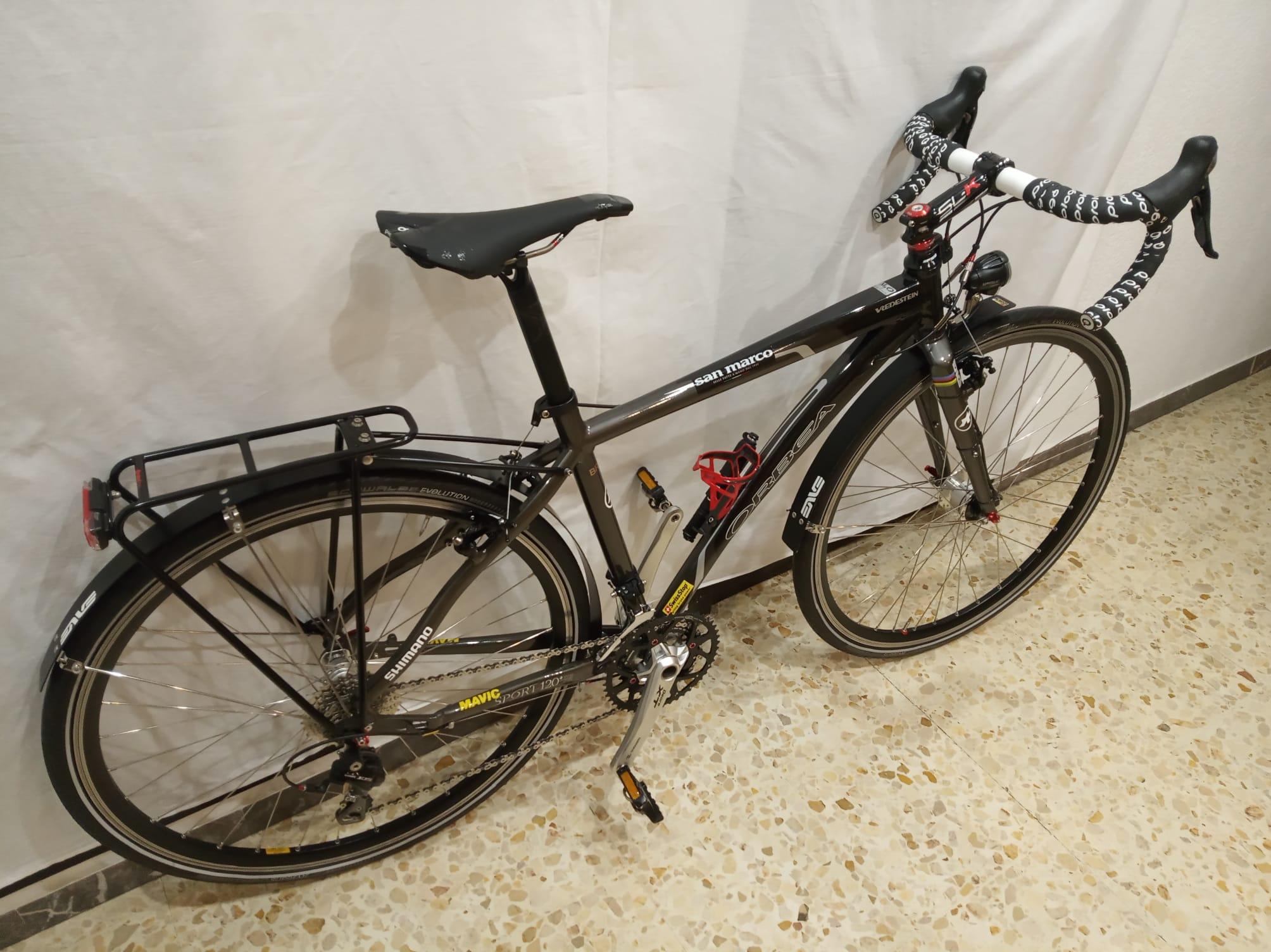Bicicleta Orbea Trekking