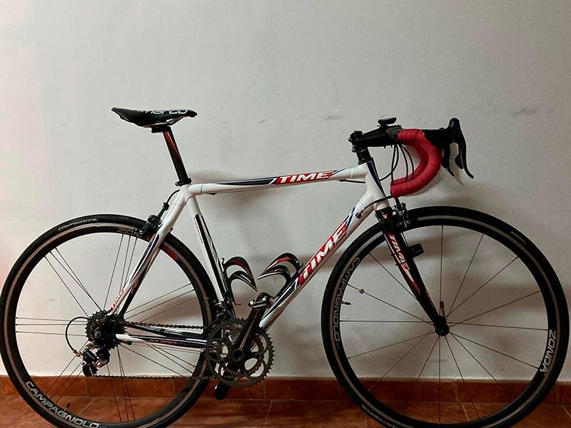 bicicleta-time-usada